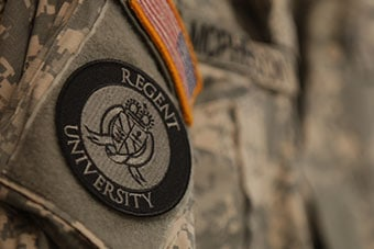 Regent University was ranked among Military Friendly Top 10 Schools by Military Friendly®, 2020.