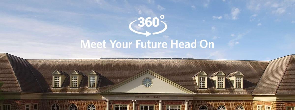 Meet your future head on