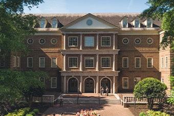 Robertson Hall, Regent University.