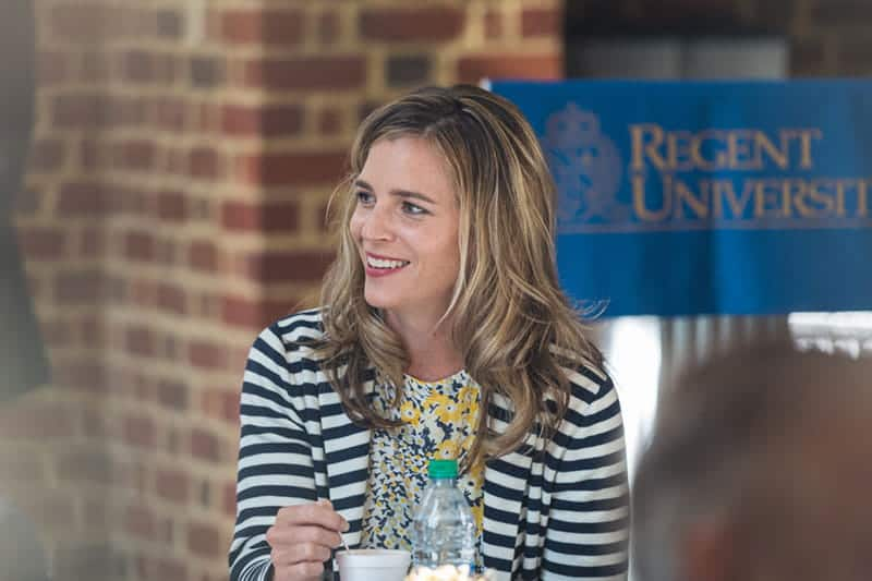 Regent University events include the Legal Learning Festival and Law Alumni Weekend.