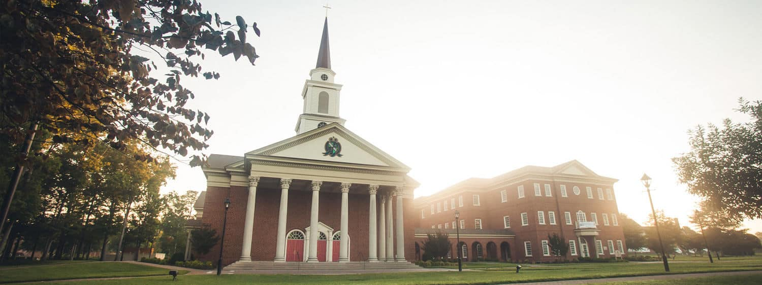 Regent University strives to provide a safe and secure environment for students and employees.