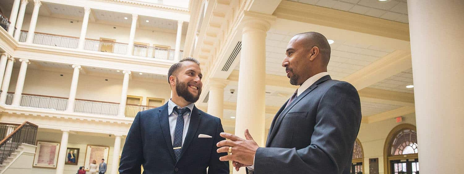 Students of Regent University's School of Business & Leadership can opt for a dual degree that involves an MBA or business program.