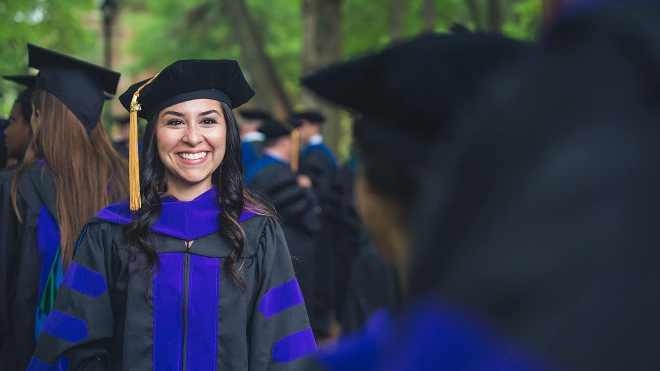 Regent University Law student graduates from Virginia Beach, VA campus