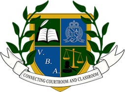 Virginia Bar Association Law School Council Logo