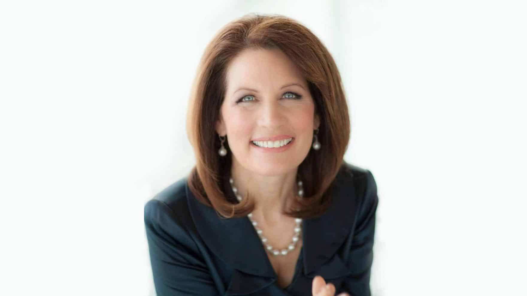 U.S. Congresswoman Michele Bachmann, the new dean of Regent University's Robertson School of Government.