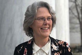 Ann Buwalda, Regent University alumna.