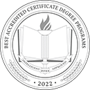 Regent University ranked #26 of the top 50 Accredited Certificate programs | Intelligent.com