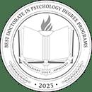 Regent University ranked #20 of the top 50 Doctorate in Psychology degree programs | Intelligent.com
