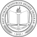 Regent University ranked #42 of the top 49 Master's in Human Resources degree programs | Intelligent.com