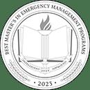 Regent University ranked #41 of the top 45 Master's in Emergency Management degree programs | Intelligent.com