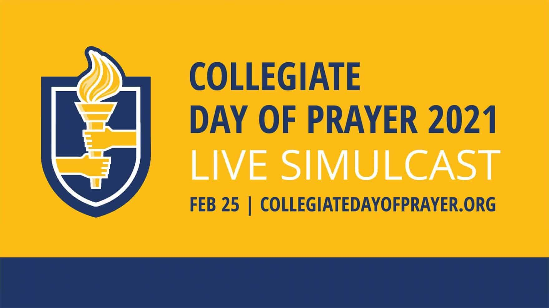 The national Collegiate Day of Prayer will be hosted by Regent, a premier Christian college located in Virginia Beach.