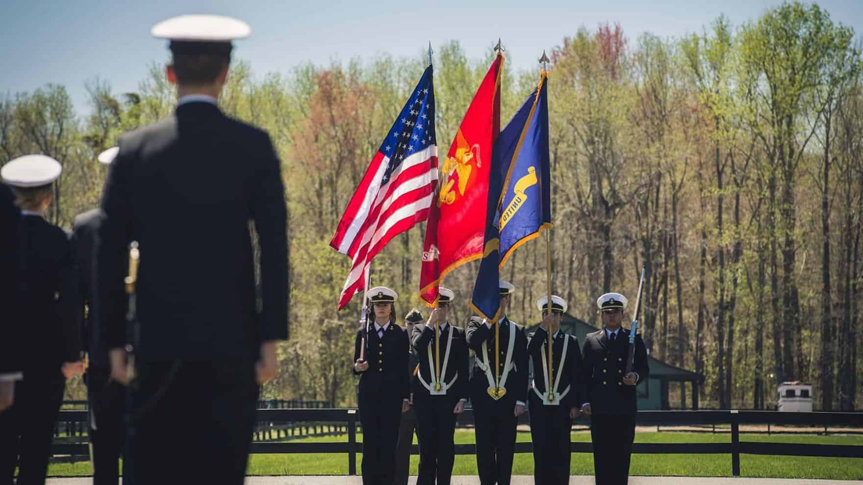 Regent University, Virginia Beach, was named a Top Ten Military Friendly® School by Military Friendly.