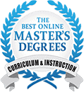 Regent University Ranked #12 in the Top 35 Best Online Master's in Curriculum & Instruction Programs | BestMastersDegrees.com, 2019