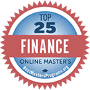 Regent University ranked #16 of the 25 best online master's in finance for 2020 | BestMastersPrograms.org