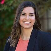 Julianne Fleischer, Regent Law school alumna.