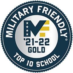 Regent University Top Ten Military Friendly