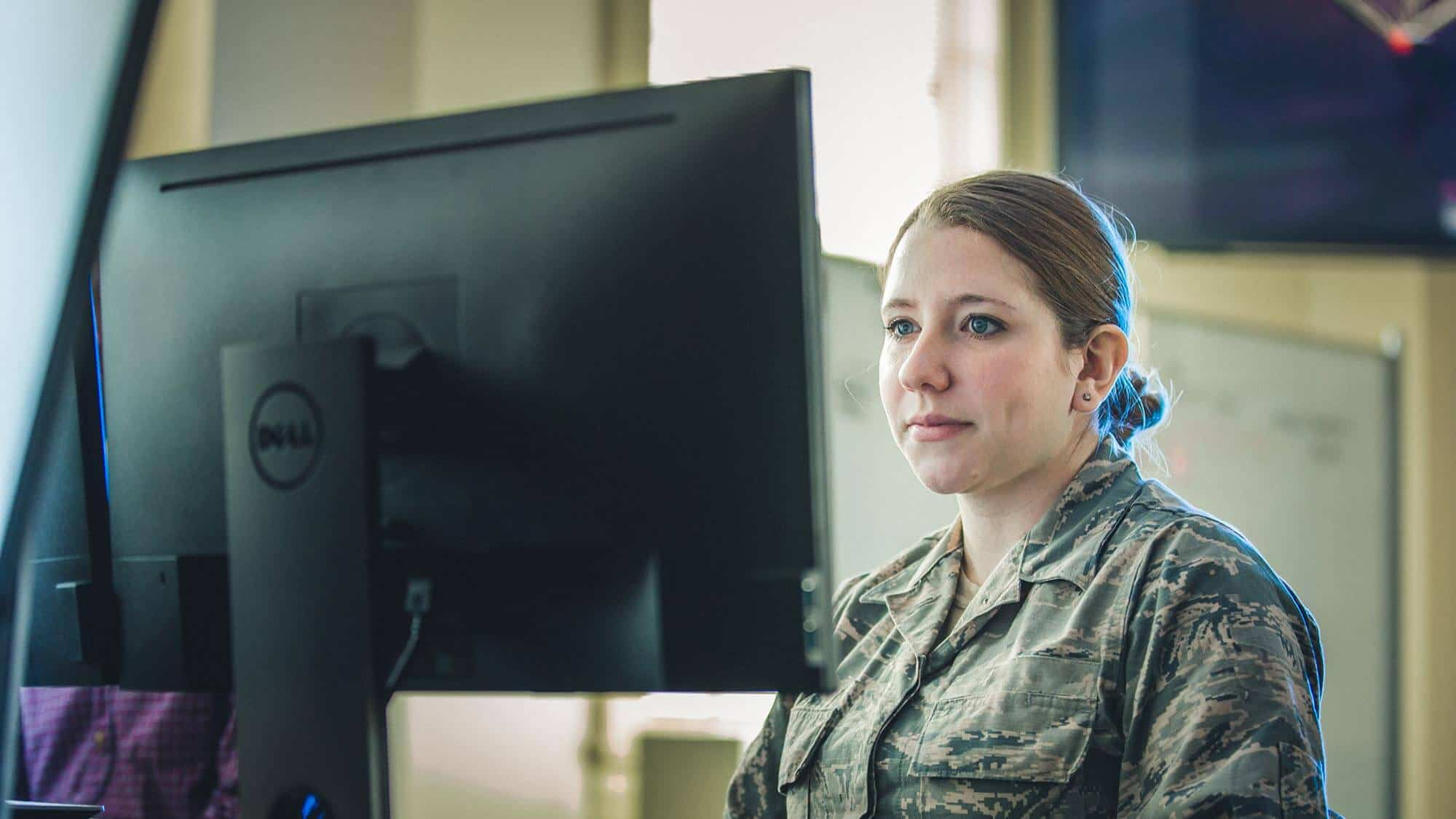 A military student at Regent University: We have consistently been recognized as a military friendly school.