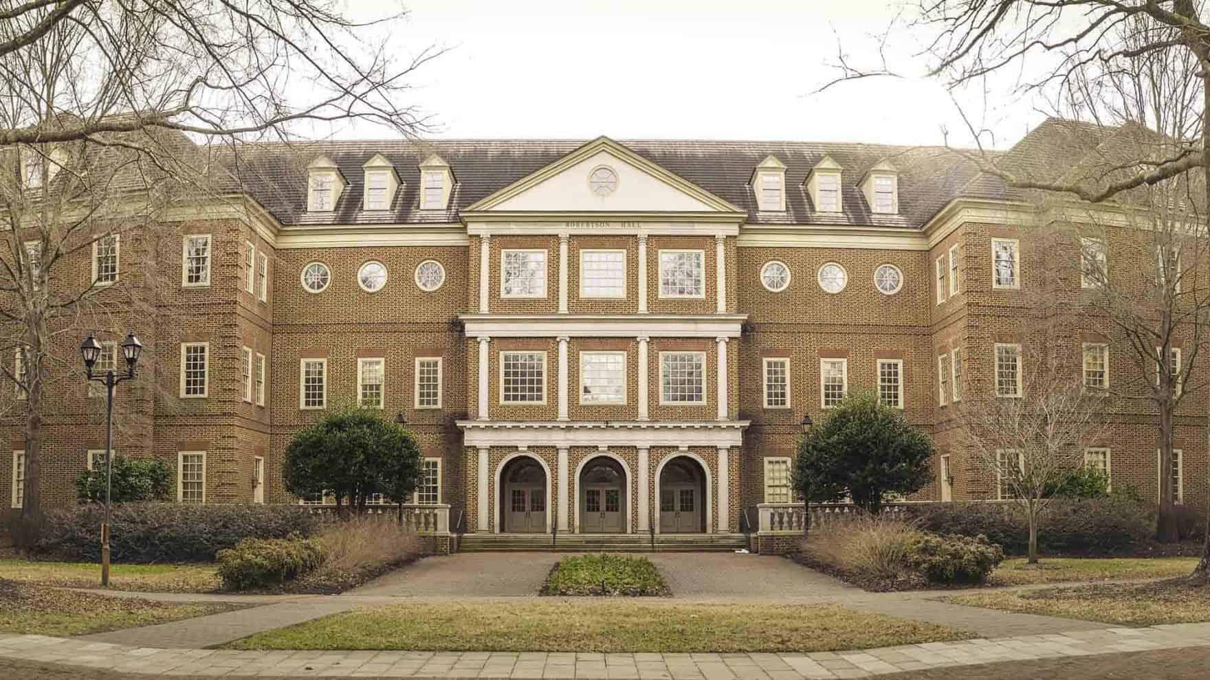 Robertson Hall, Regent University, Virginia Beach VA.