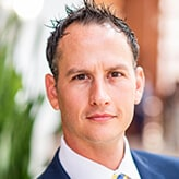 John Kaptan, Regent Law school alumnus.