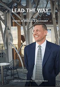 regent university lead the way school of business and leadership prospectus spring 2021
