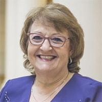 Ruth Cody, Interim Director of Regent University's School of Nursing.