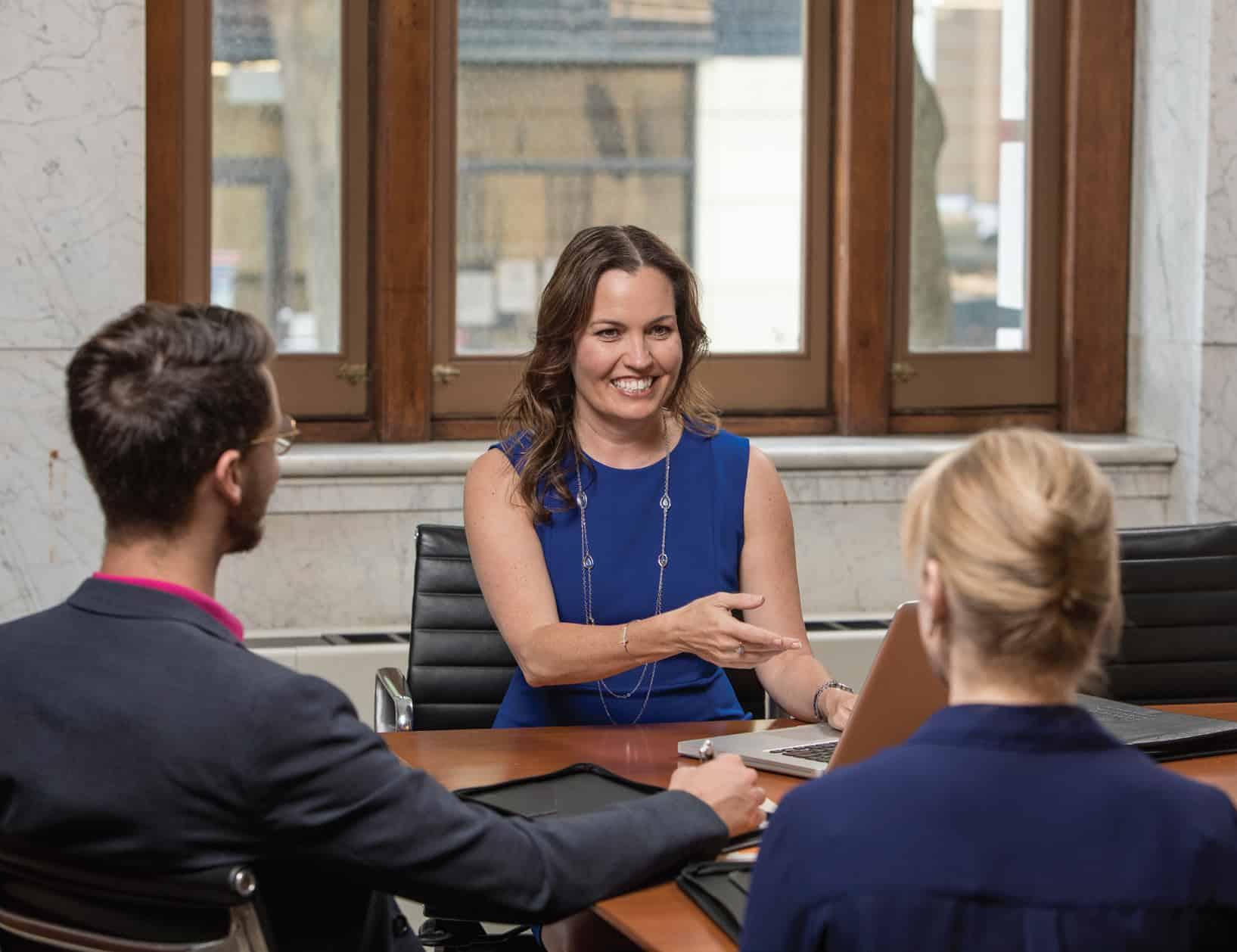 Executive Mentor Program