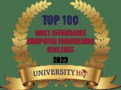 Regent University ranked #86 of the top 100 Best Affordable Computer Engineering Programs | UniversityHQ, 2021